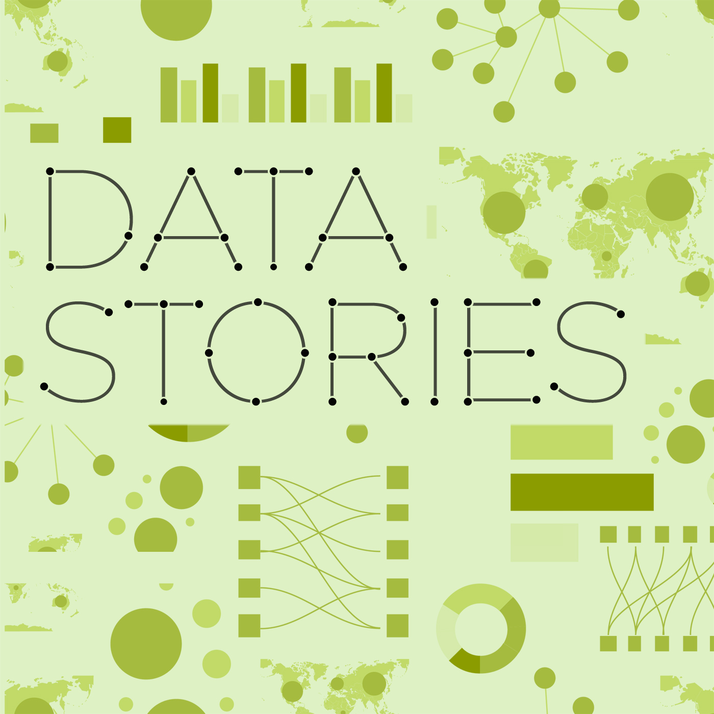 Data Stories #37: The Challenge of Teaching Visualization w/ Scott Murray and Andy Kirk
